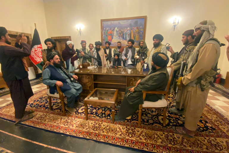 ( Best ) The Taliban in Afghanistan
