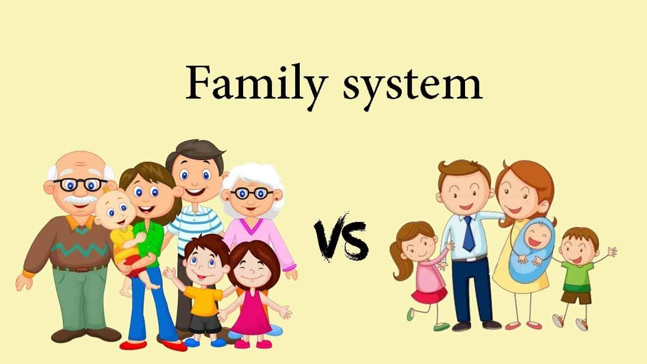 ( Best ) Joint family vs Nuclear family